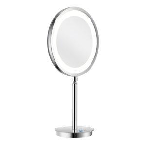 aliseo specchi illuminati 020704 led saturn t3 arpa italia forniture alberghiere