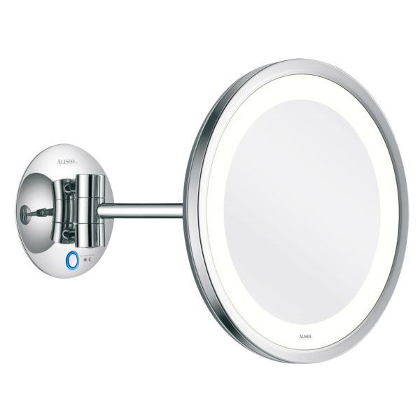 aliseo specchi illuminati 020743 led saturn t3 arpa italia forniture alberghiere