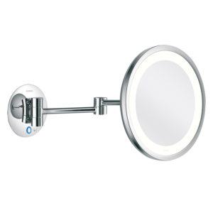 aliseo specchi illuminati 020744 led saturn t3 arpa italia forniture alberghiere