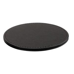 aliseo accessori cuoio 190071 the londoner noir arpa italia forniture alberghiere