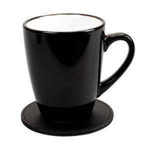aliseo accessori cuoio 190071 the londoner noir arpa italia forniture alberghiere cup