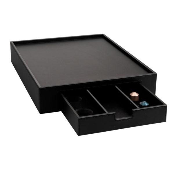 aliseo accessori cuoio 190083 the londoner noir arpa italia forniture alberghiere