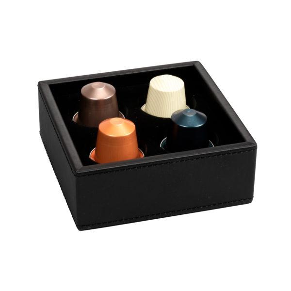 aliseo accessori cuoio 190091 the londoner noir arpa italia forniture alberghiere 3